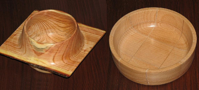 Wood forming